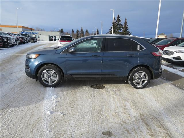 2019 Ford Edge SEL (Stk: K-602) in Okotoks - Image 2 of 5