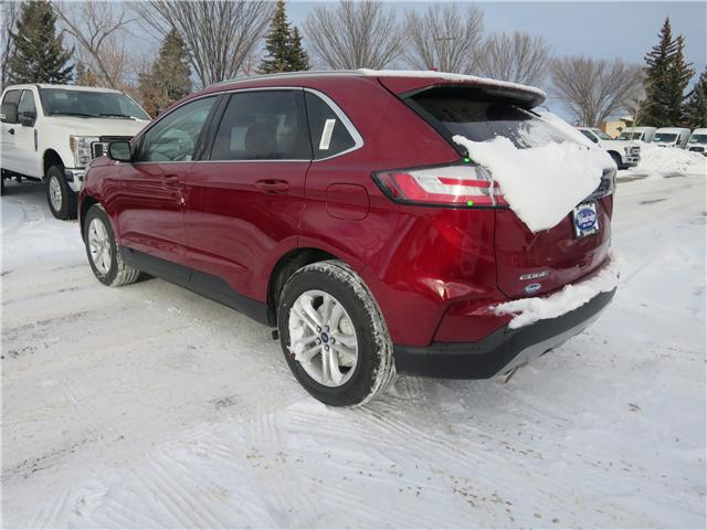 2019 Ford Edge SEL (Stk: K-603) in Okotoks - Image 3 of 5