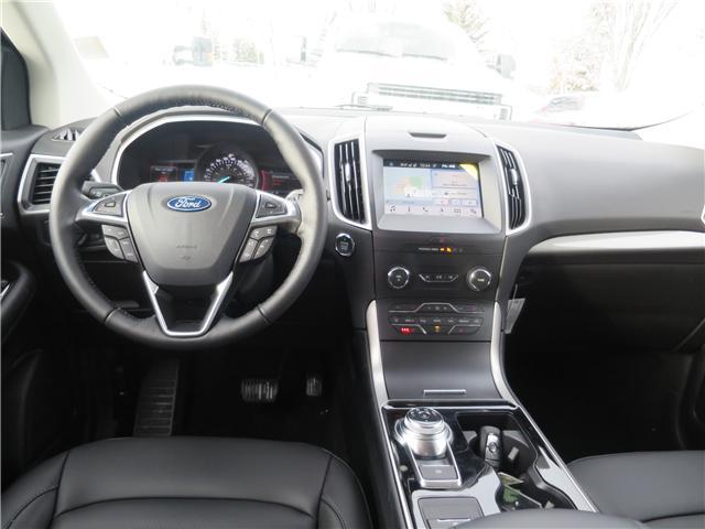 2019 Ford Edge SEL (Stk: K-603) in Okotoks - Image 4 of 5