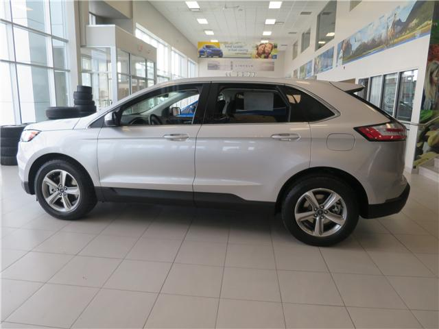 2019 Ford Edge SEL (Stk: K-604) in Okotoks - Image 2 of 6