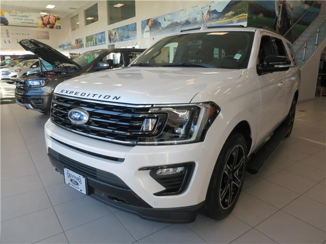 2019 Ford Expedition Limited (Stk: KK-87) in Okotoks - Image 1 of 6