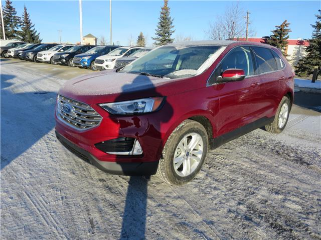 2019 Ford Edge SEL (Stk: KK-90) in Okotoks - Image 1 of 5