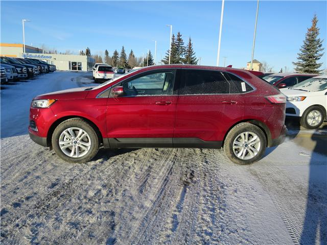 2019 Ford Edge SEL (Stk: KK-90) in Okotoks - Image 2 of 5