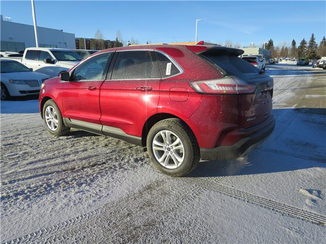 2019 Ford Edge SEL (Stk: KK-90) in Okotoks - Image 3 of 5