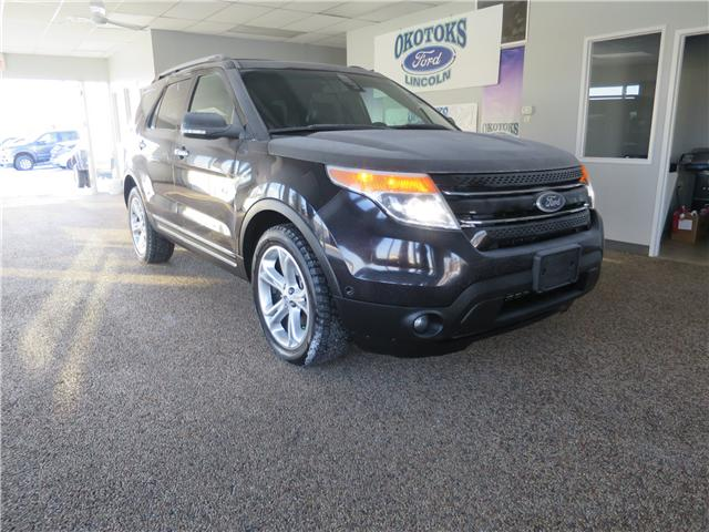 2013 Ford Explorer Limited (Stk: B81356A) in Okotoks - Image 1 of 25