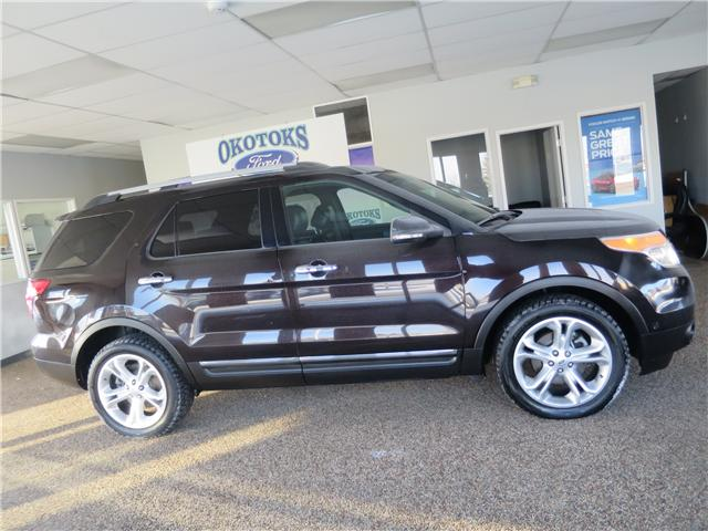 2013 Ford Explorer Limited (Stk: B81356A) in Okotoks - Image 2 of 25
