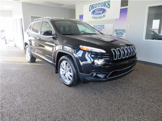 2016 Jeep Cherokee Limited (Stk: B83367A) in Okotoks - Image 1 of 23