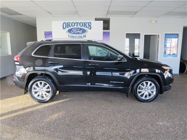 2016 Jeep Cherokee Limited (Stk: B83367A) in Okotoks - Image 2 of 23