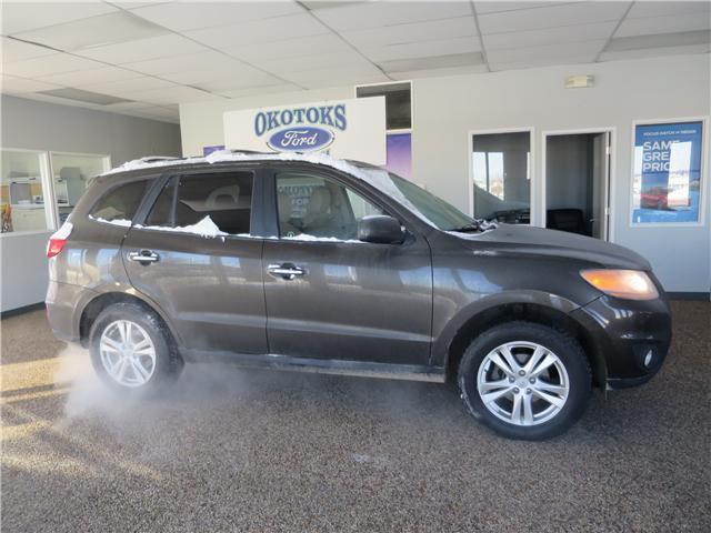 2011 Hyundai Santa Fe Limited 3.5 (Stk: A10914) in Okotoks - Image 2 of 20