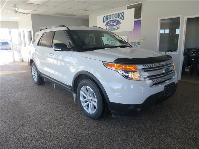 2012 Ford Explorer XLT (Stk: A11035) in Okotoks - Image 1 of 23