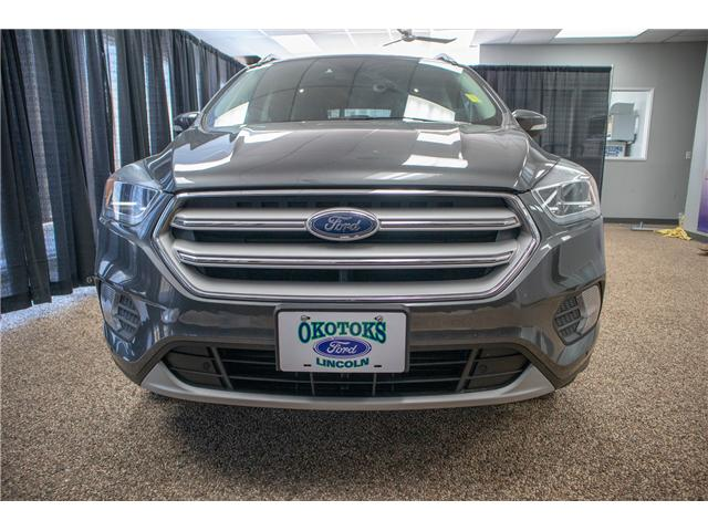 2018 Ford Escape Titanium (Stk: B81377) in Okotoks - Image 2 of 13