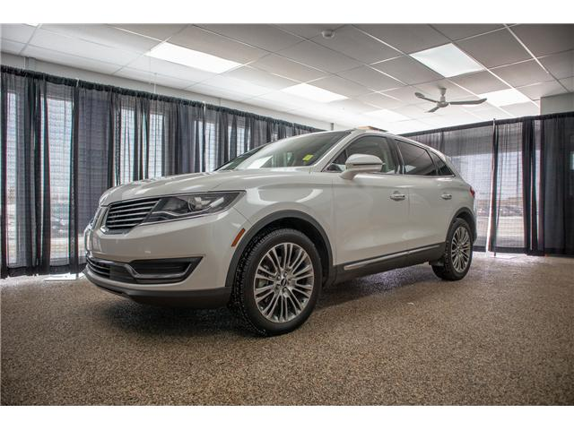 2016 Lincoln MKX Reserve (Stk: B81379) in Okotoks - Image 1 of 12