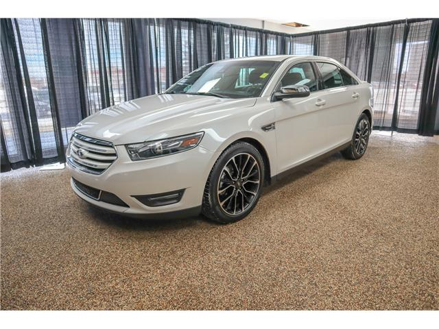2018 Ford Taurus Limited (Stk: B81393) in Okotoks - Image 1 of 22