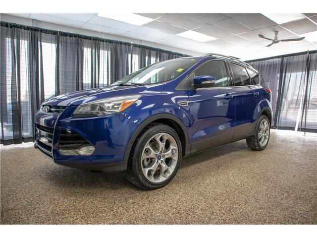 2015 Ford Escape Titanium (Stk: B81395) in Okotoks - Image 1 of 11
