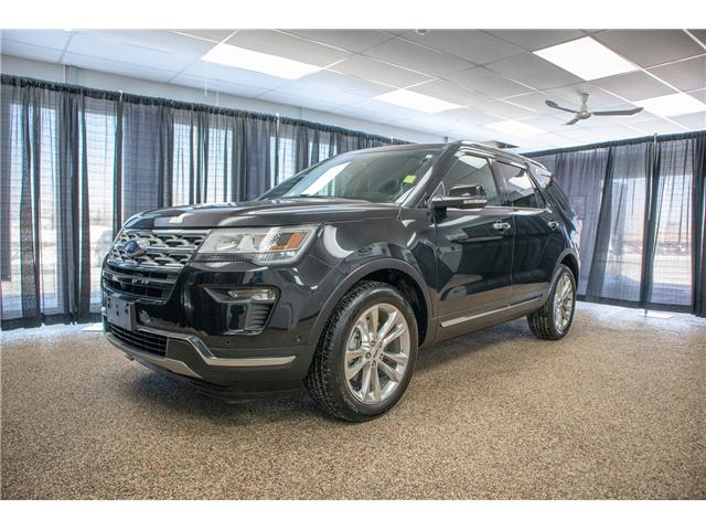 2018 Ford Explorer Limited (Stk: B81397) in Okotoks - Image 1 of 15