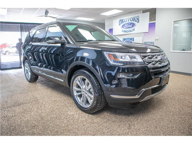 2018 Ford Explorer Limited (Stk: B81397) in Okotoks - Image 3 of 15