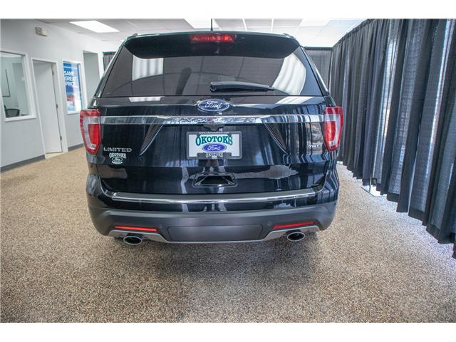 2018 Ford Explorer Limited (Stk: B81397) in Okotoks - Image 5 of 15