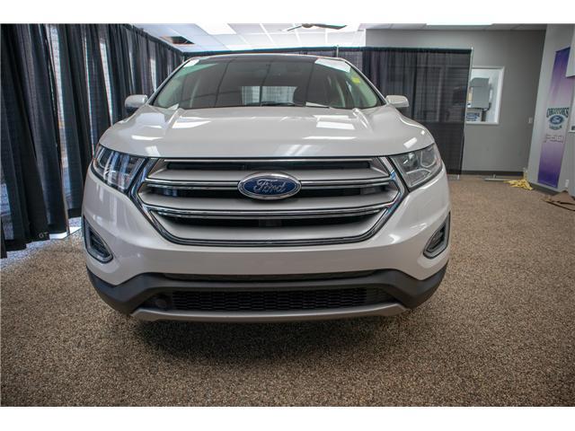 2018 Ford Edge SEL (Stk: B81399) in Okotoks - Image 2 of 14