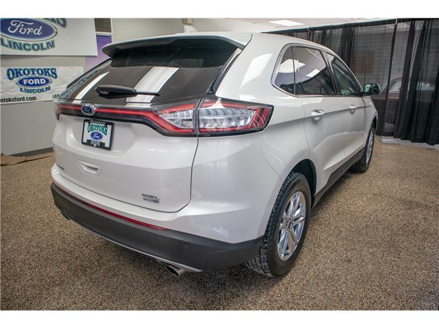 2018 Ford Edge SEL (Stk: B81399) in Okotoks - Image 4 of 14