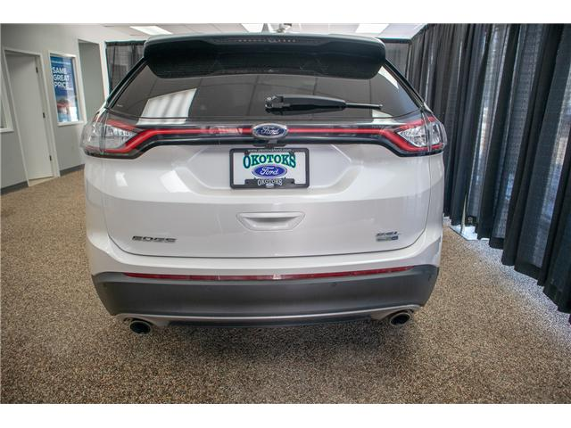 2018 Ford Edge SEL (Stk: B81399) in Okotoks - Image 5 of 14