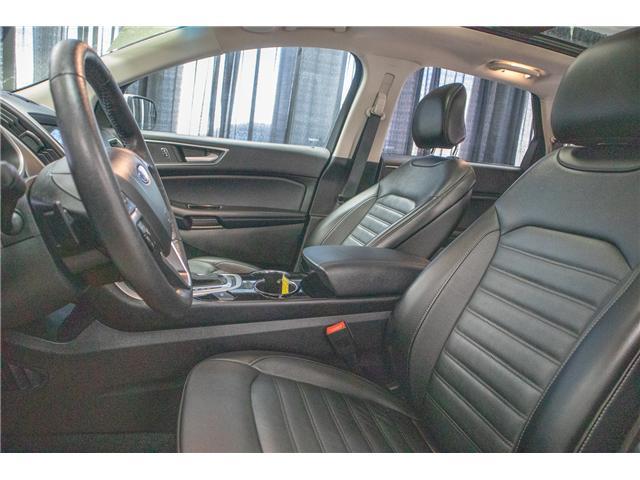 2018 Ford Edge SEL (Stk: B81399) in Okotoks - Image 9 of 14