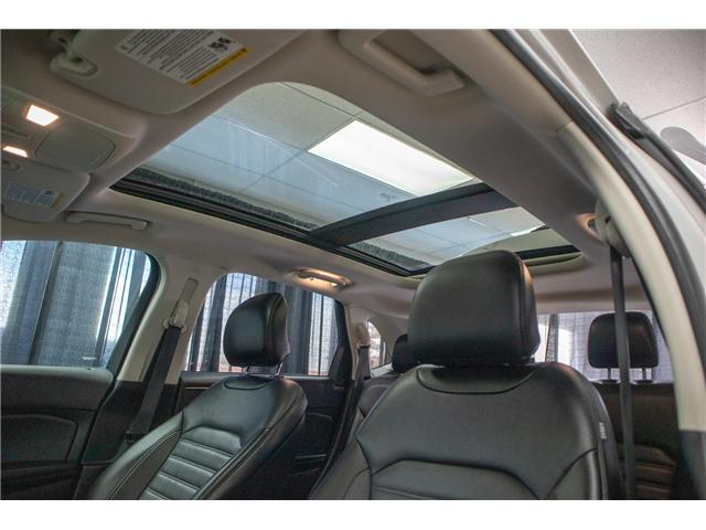 2018 Ford Edge SEL (Stk: B81399) in Okotoks - Image 14 of 14