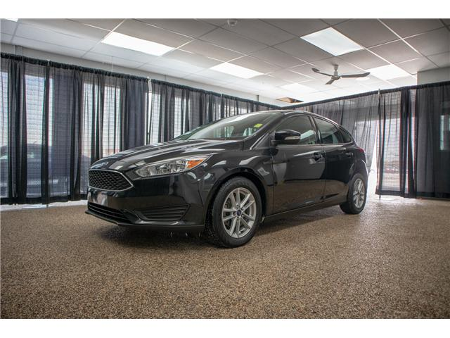 2015 Ford Focus SE (Stk: J-2464B) in Okotoks - Image 1 of 12