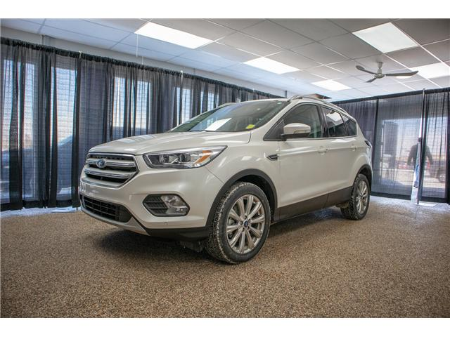 2017 Ford Escape Titanium (Stk: JK-255A) in Okotoks - Image 1 of 13