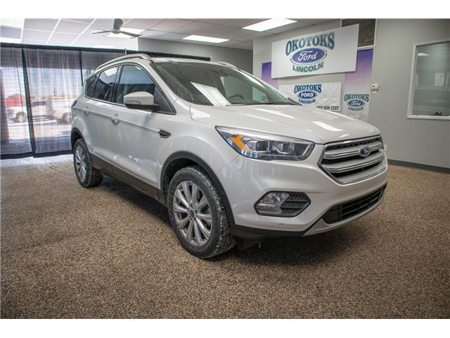 2017 Ford Escape Titanium (Stk: JK-255A) in Okotoks - Image 3 of 13