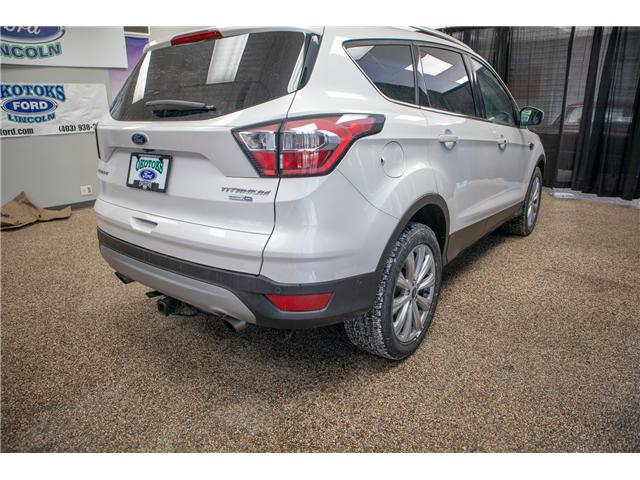 2017 Ford Escape Titanium (Stk: JK-255A) in Okotoks - Image 4 of 13