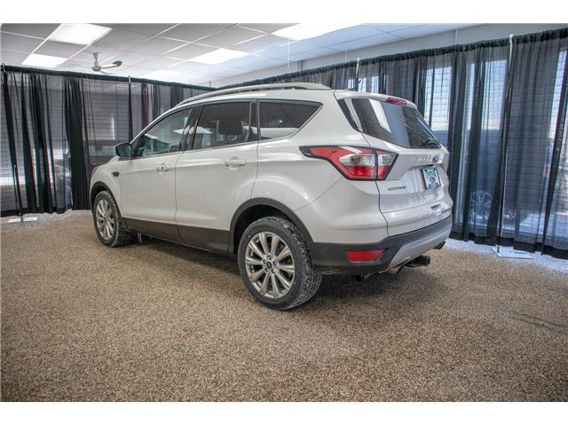 2017 Ford Escape Titanium (Stk: JK-255A) in Okotoks - Image 6 of 13
