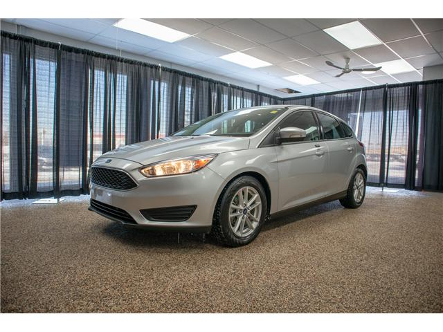 2016 Ford Focus SE (Stk: JK-1130A) in Okotoks - Image 1 of 12