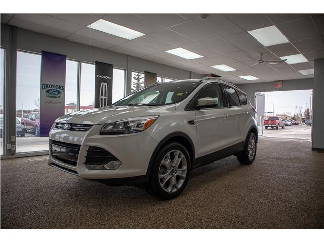2015 Ford Escape Titanium (Stk: J-1665A) in Okotoks - Image 1 of 13