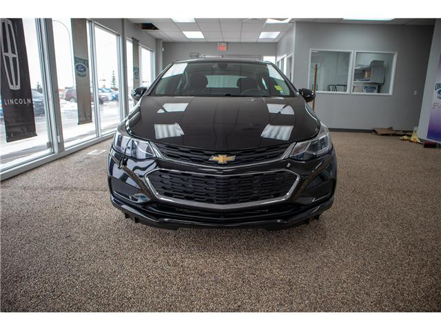 2017 Chevrolet Cruze Hatch LT Auto (Stk: JK-289A) in Okotoks - Image 2 of 12