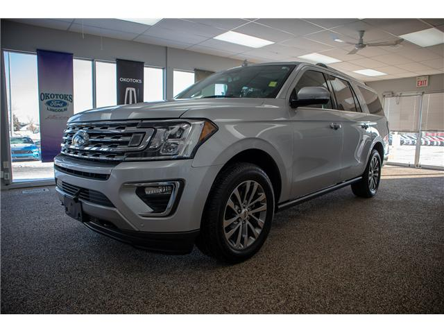 2018 Ford Expedition Max Limited (Stk: B81392) in Okotoks - Image 1 of 26