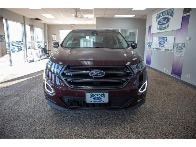 2018 Ford Edge Sport (Stk: B81385) in Okotoks - Image 2 of 22