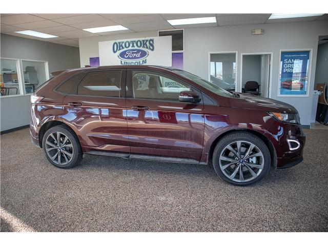 2018 Ford Edge Sport (Stk: B81385) in Okotoks - Image 4 of 22