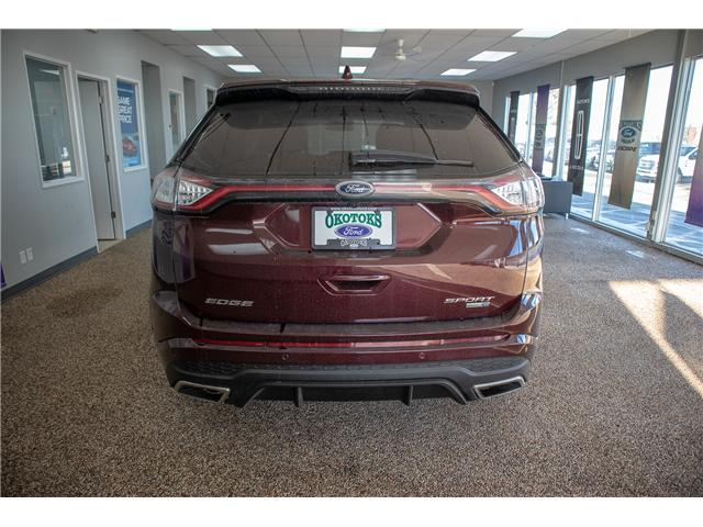 2018 Ford Edge Sport (Stk: B81385) in Okotoks - Image 6 of 22