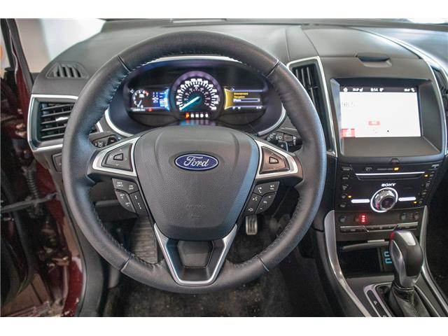 2018 Ford Edge Sport (Stk: B81385) in Okotoks - Image 16 of 22