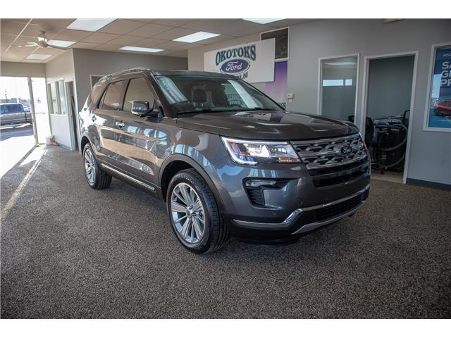 2019 Ford Explorer Limited (Stk: B81390) in Okotoks - Image 3 of 25