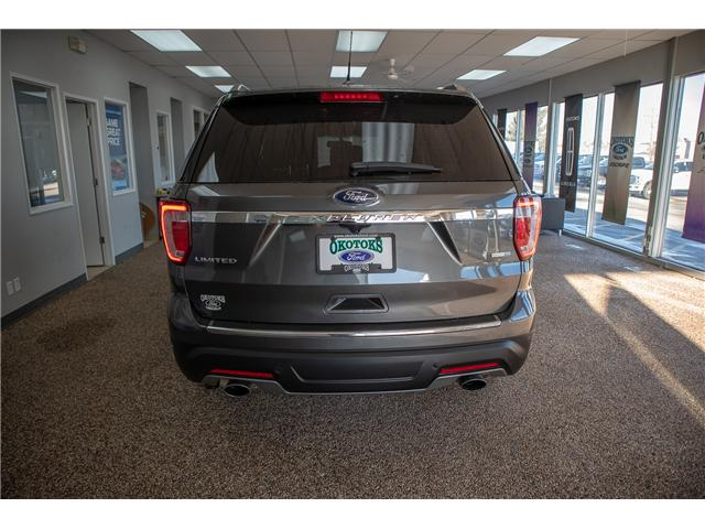 2019 Ford Explorer Limited (Stk: B81390) in Okotoks - Image 6 of 25