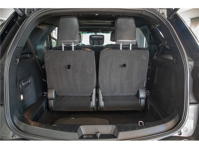 2019 Ford Explorer Limited (Stk: B81390) in Okotoks - Image 12 of 25