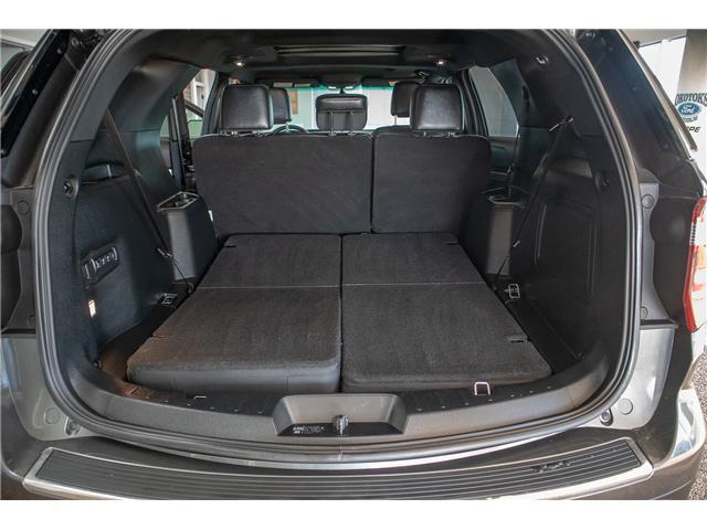 2019 Ford Explorer Limited (Stk: B81390) in Okotoks - Image 13 of 25