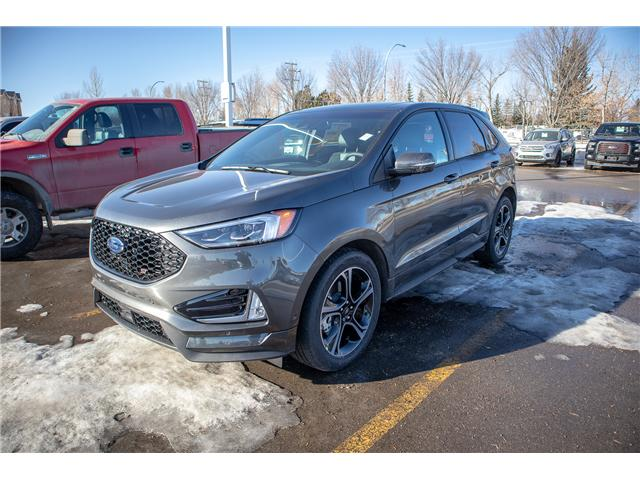 2019 Ford Edge ST (Stk: KK-127) in Okotoks - Image 1 of 5