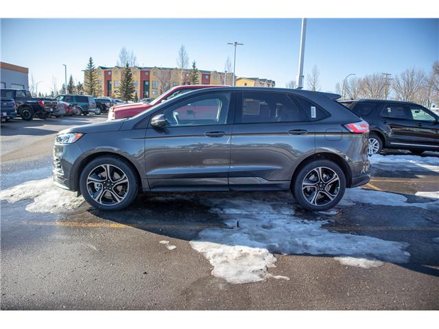 2019 Ford Edge ST (Stk: KK-127) in Okotoks - Image 2 of 5