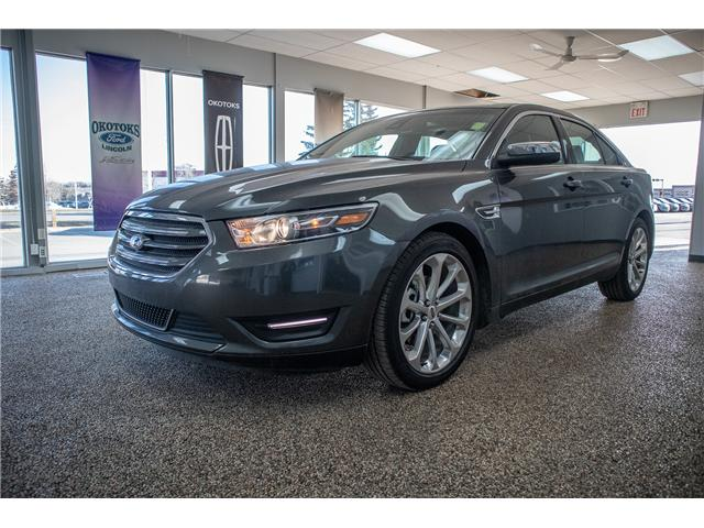 2018 Ford Taurus Limited (Stk: B81394) in Okotoks - Image 1 of 22