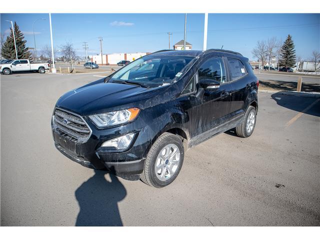 2019 Ford EcoSport SE (Stk: K-1086) in Okotoks - Image 1 of 5