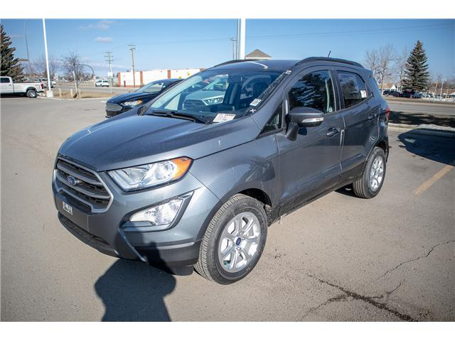 2019 Ford EcoSport SE (Stk: K-1082) in Okotoks - Image 1 of 5