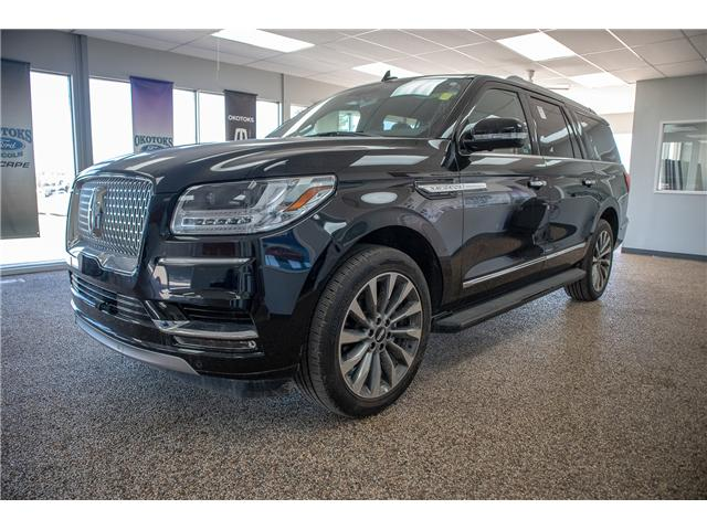 2018 Lincoln Navigator L Select (Stk: B81413) in Okotoks - Image 1 of 27