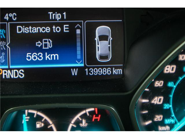 2014 Ford Escape Titanium at $16990 for sale in Okotoks